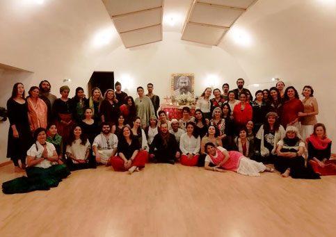 4to Campamento de Danzas de Paz Universal<br/>Chile 2018